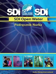 SDI Open Water - Podrecznik nurka